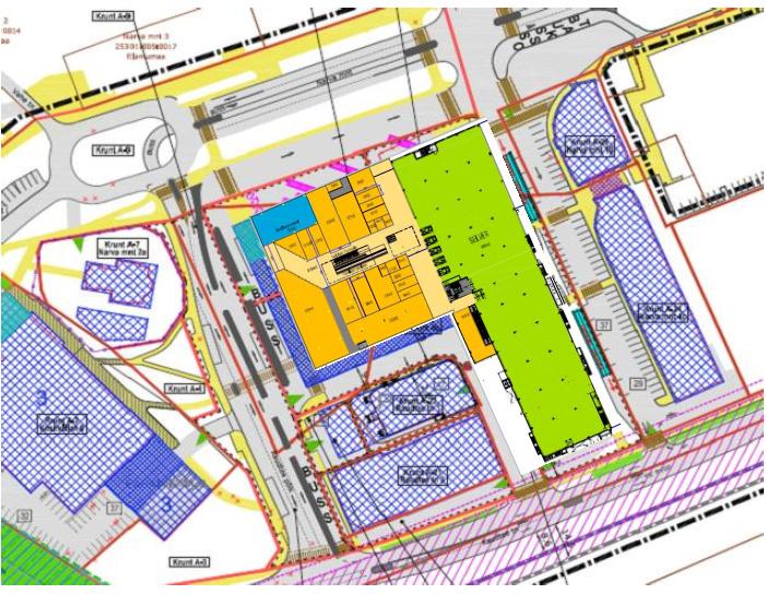 Jewe keskuse detailplaneering Prestone OÜ