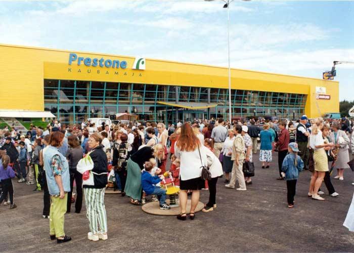 prestone-kaubamaja foto kohtla-järvel